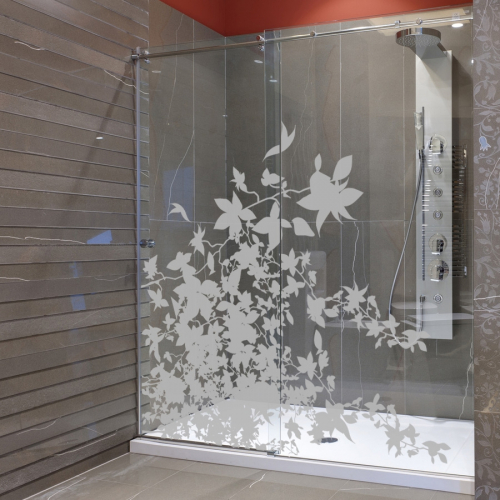 Foliage window film