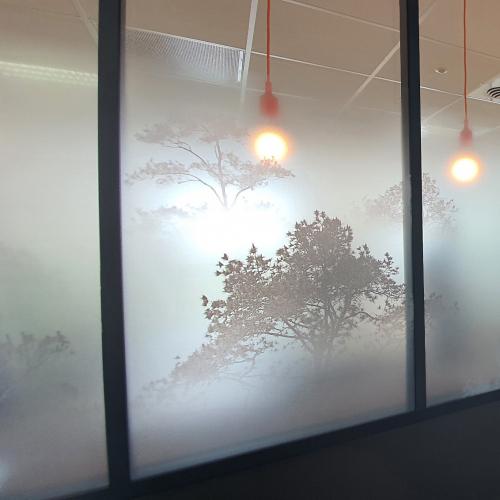 copy of Window film Perfect gradient mist