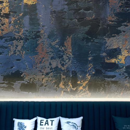 Panoramic wallpaper Surface 1715-2