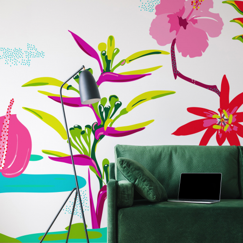 Karukera panoramic wallpaper