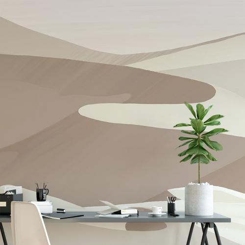 Dunes panoramic wallpaper