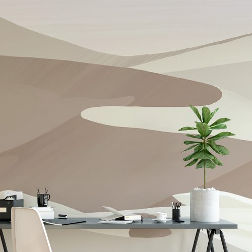 Papier peint panoramique Dunes