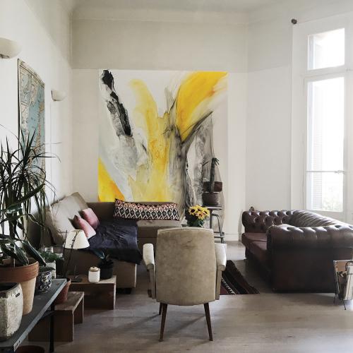 Yellowblack Wallpaper