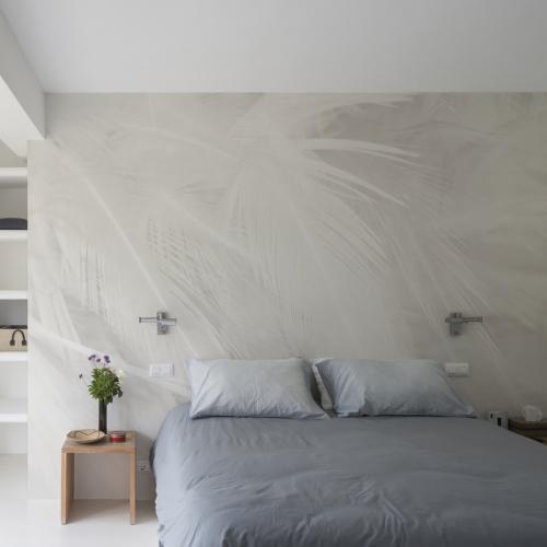 Papier peint panoramique Plumes