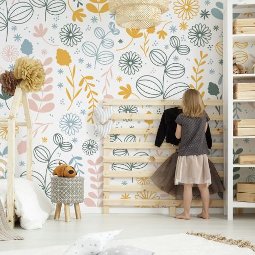Cueillette wallpaper