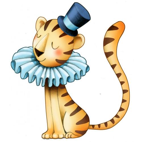 Circus 2 - Little tiger