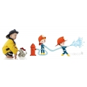 Pompiers arroseurs