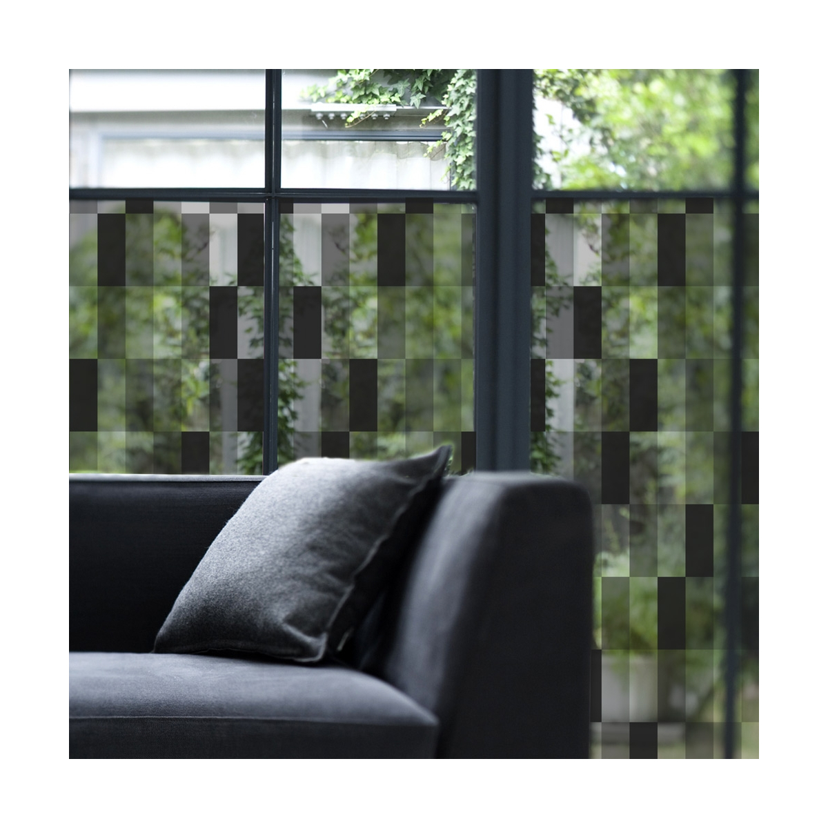 Window Films Black stained