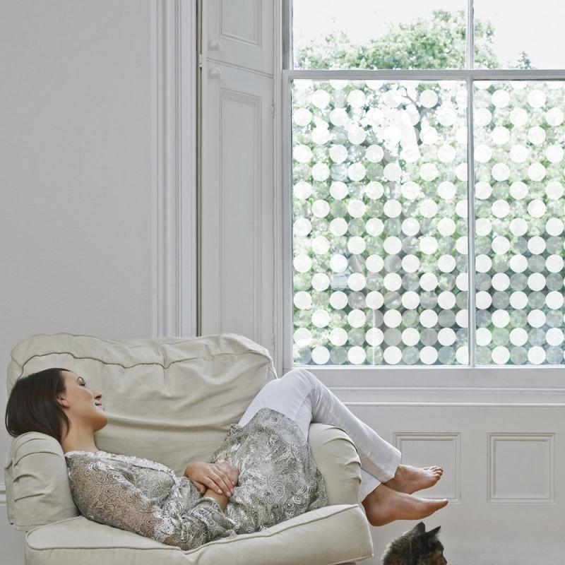 large pea window film. Black Bedroom Furniture Sets. Home Design Ideas