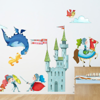 The Knights wall stickers