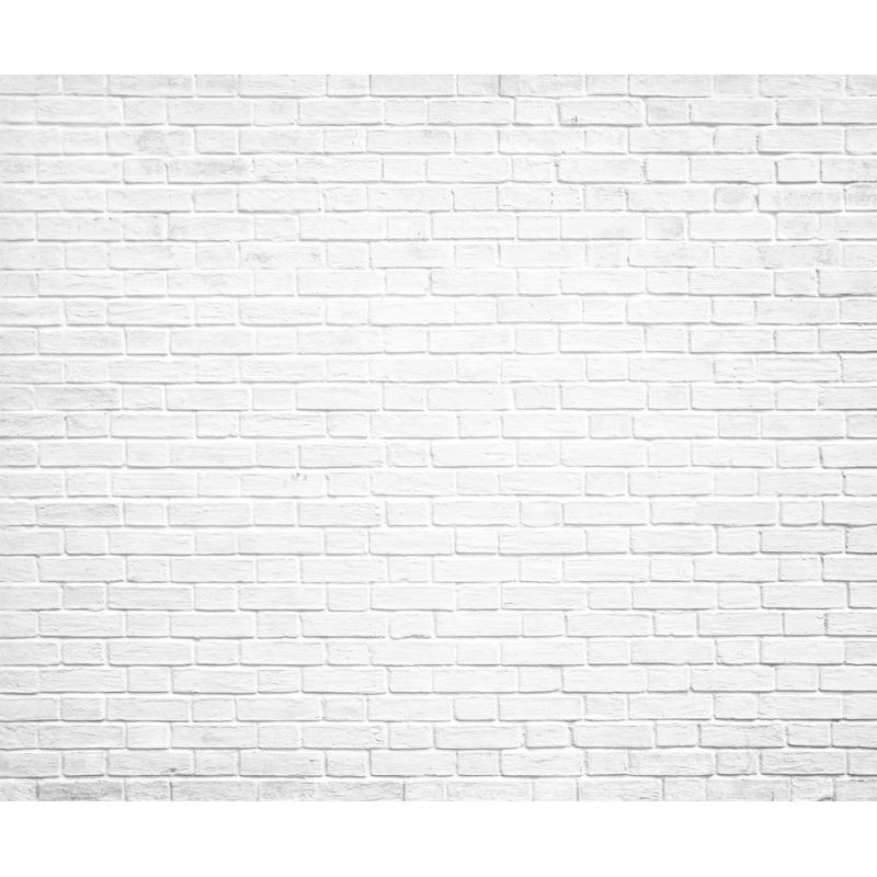 papier peint briques blanche. Black Bedroom Furniture Sets. Home Design Ideas