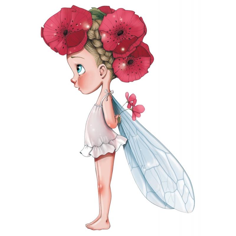 Wall Stickers Little Fairy Lisette