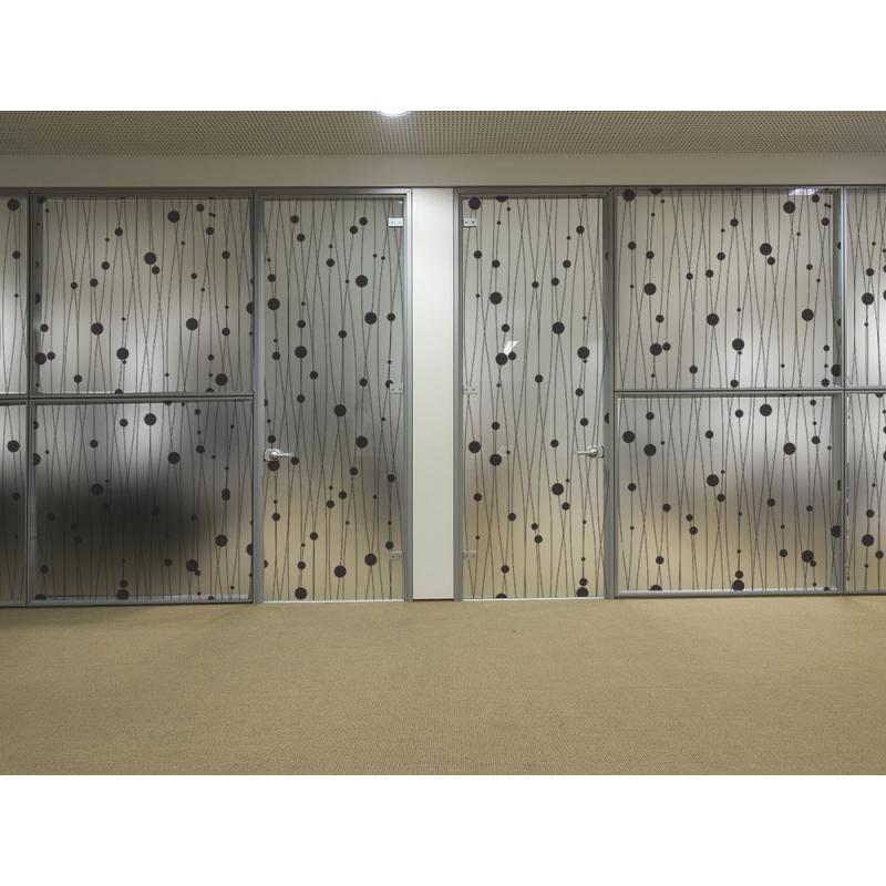film d coratif pour vitres pop lines 02. Black Bedroom Furniture Sets. Home Design Ideas