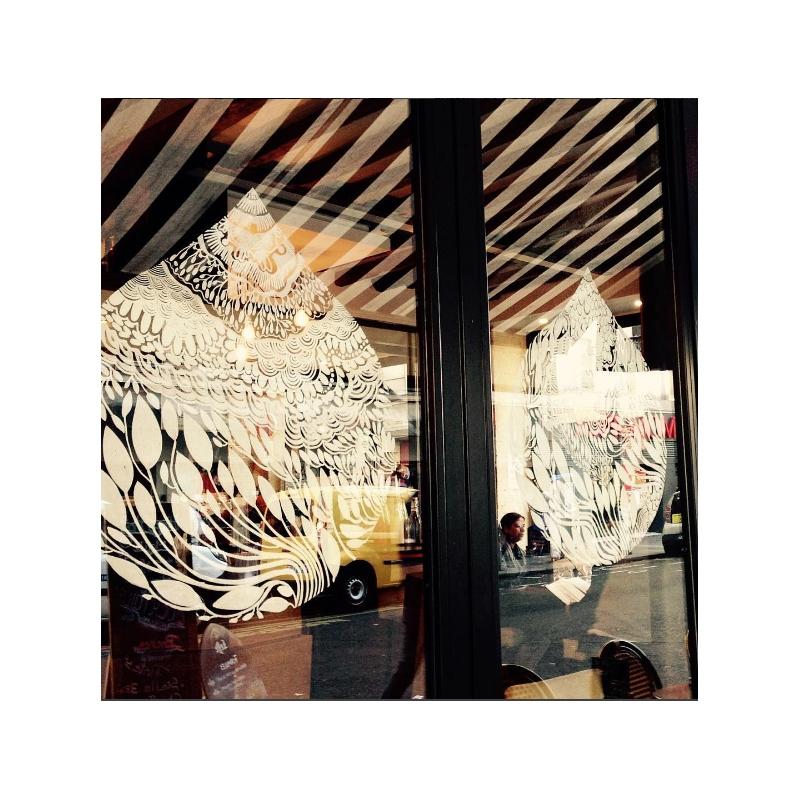 film pour vitres goutte 01. Black Bedroom Furniture Sets. Home Design Ideas