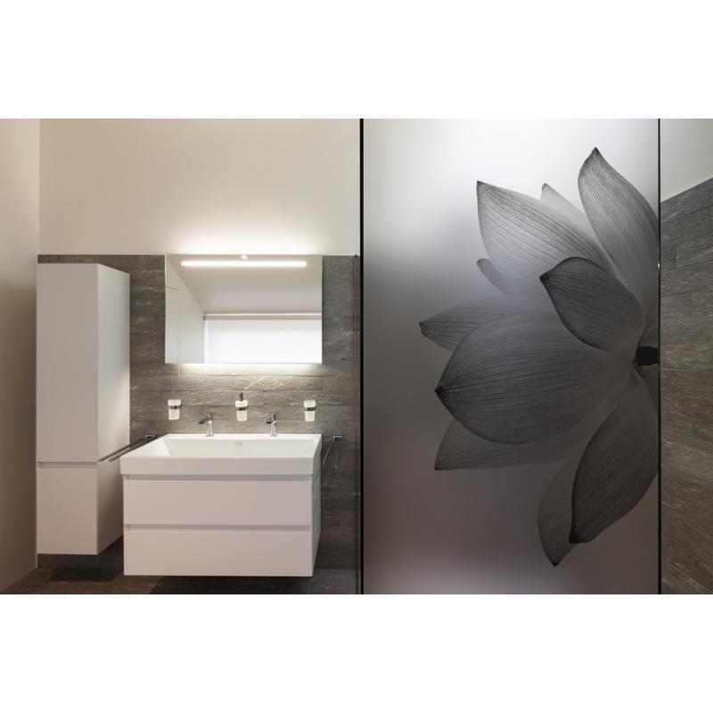 film d coratif pour vitres lotus 4. Black Bedroom Furniture Sets. Home Design Ideas