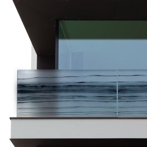 Window film Watercolor