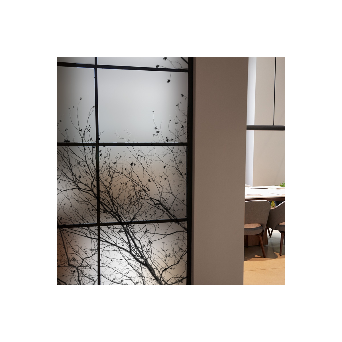 Window film Branches 01