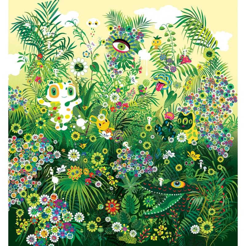 Wallpaper Tribute To Takashi Murakami