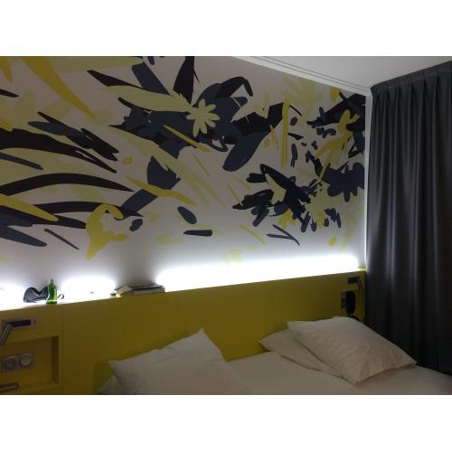 Papier-peint Jungle 01
