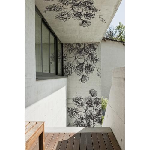 Papier-peint Floral 01