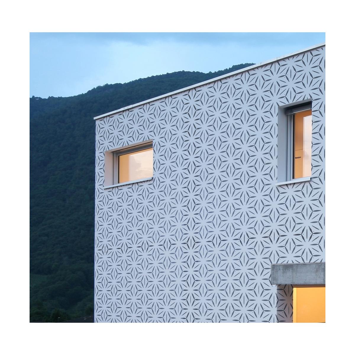 Papier-peint Ext Geometric 08