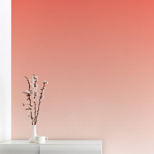 Papier-peint Living Coral