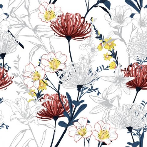 Papier-peint Ext Jardin botanique