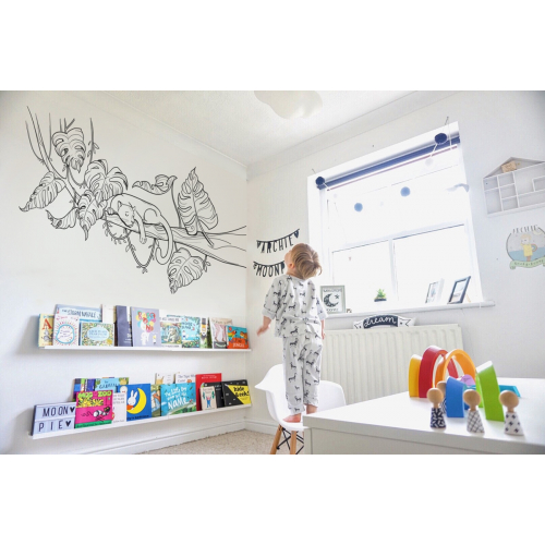 The Panther wall stickers