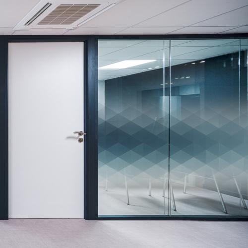 Film pour vitres Geometric 04