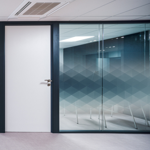 Window film Geometric 04
