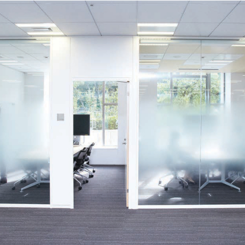 Cloud White window films