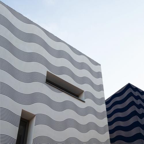 Wallpaper Ext Blue waves