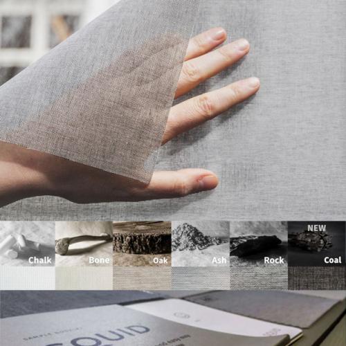 Livret SQUID - Textile pour vitrage