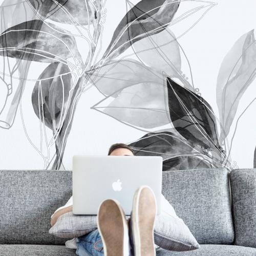 Papier peint panoramique Laurel branch