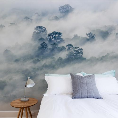 Panoramic wallpaper sample