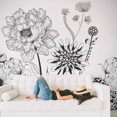 Papier peint panoramique Kahli