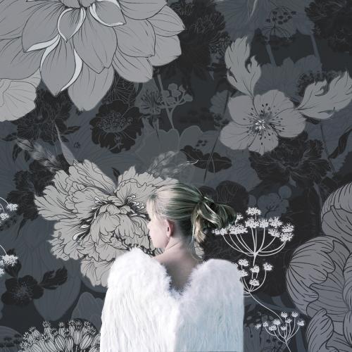 Papier peint panoramique Louise