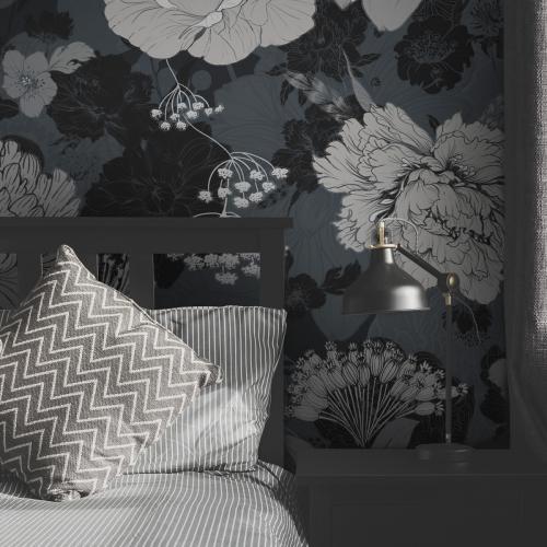 Louise panoramic wallpaper