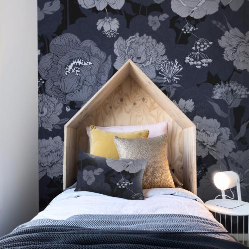 Violette - Papier peint panoramique