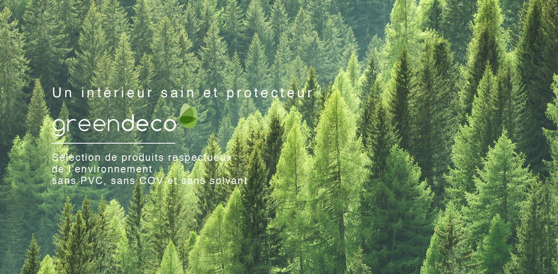 Green Deco - Sélection de produits écologiques